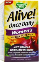 Alive! Once Daily Women's 60tabl