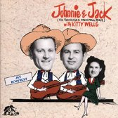 Johnnie & Jack With Kitty Wells At KWKH