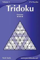 Tridoku - Hard - Volume 4 - 276 Puzzles