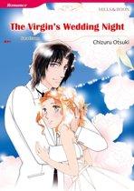THE VIRGIN'S WEDDING NIGHT (Mills & Boon Comics)