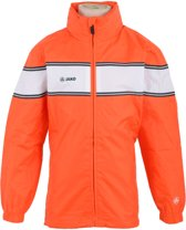 Jako Rain jacket Player Junior - Sportjas - Kinderen - Maat 152 - Orange;White