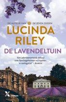 Boek cover De lavendeltuin van Lucinda Riley (Onbekend)