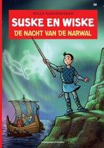 Boek cover Suske en Wiske 350 - De nacht van Narwal van Willy Vandersteen (Paperback)