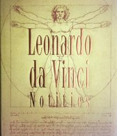 Leonardo Da Vinci notities