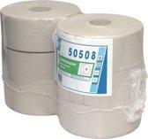 123toilet Jumbo toiletpapier 1-laags naturel  525 meter