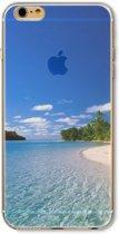Lovebay Hoesje iPhone 6, 6S - Tropisch Eiland Strand