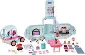 Afbeelding van L.O.L. Surprise 2-in-1 Glamper - Luxe poppenwagen speelgoed