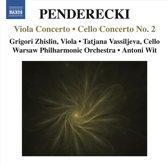 Penderecki: Viola Concerto