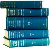 Recueil des cours, Collected Courses, Tome/Volume 192 (1985)