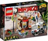 LEGO NINJAGO Movie Achtervolging door de Stad - 70607