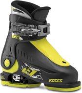 cdc5ec9576b Roces Skischoenen Idea Up Junior Zwart/lime Maat 25-29