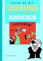Sigmund weet wel raad met kinderen