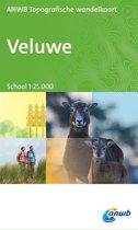 ANWB topografische wandelkaart - Veluwe
