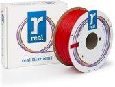 REAL Filament PETG rood 1.75mm (1kg)