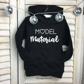 Hoodie Model material.