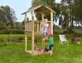 Jungle Gym - Jungle Casa - Kinderspeeltoestel - Brandweerpaal