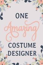 One Amazing Costume Designer