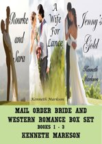 Mail Order Bride And Western Romance Box Set - Books 1-3: A Historical Mail Order Bride And Clean Western Victorian Romance Collection