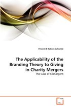 The Applicability of the Branding Theory to Giving in Charity Mergers