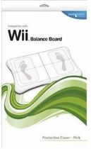 Board Protective Cover Pink Wii (Blue Ocean)