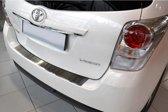Avisa RVS Achterbumperprotector Toyota Verso 2013-2017 & 2017- 'Ribs'