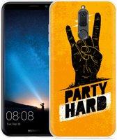 Huawei Mate 10 Lite Hoesje Party Hard 2.0