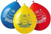 8x Buurman & Buurman ballonnen