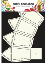 Dutch Doobadoo Dutch Box Art stencil Lantaarn A4