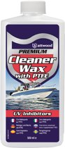 Attwood premium cleaner en wax - 500ml