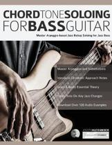 Chord Tone Soloing for Bass Guitar
