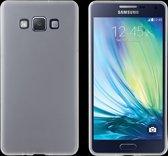 Muvit Samsung Galaxy A7 Minigel Case - Transparant