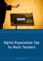 Digital Organization Tips for Music Teachers