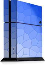 Playstation 4 Console Sticker Bio Cells Blauw-PS4 Skin