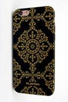Backcover hoesje voor Apple iPhone 6/6S - Zwart