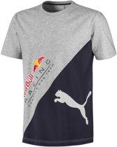 Red Bull Racing Logo Tee + Shirt Heren