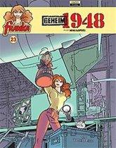 Franka 23. geheim 1948 (herdruk)