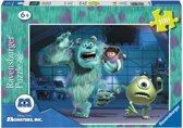 Disney Monsters - Kinderpuzzel - 100 Stukjes