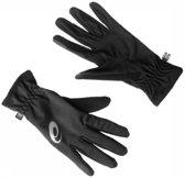 asics Winter Performance handschoenen zwart Maat XL