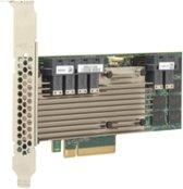 Broadcom 9361-24i interfacekaart/-adapter SAS,SATA Intern