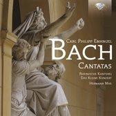 Barbara / Johanna Koslowsk Schlick - Bach, C.P.E.; Cantatas