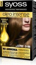 SYOSS Color Oleo Intense 5-86 Lichtbruin Haarverf - 1 stuk