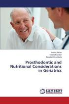 Prosthodontic and Nutritional Considerations in Geriatrics