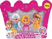 Pinypon Drie Prinsessen - Speelfigurenset