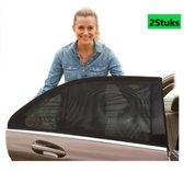 VMCA 2 Stuks Zonneklep Auto Large voor Baby-Block UV-stralen - Bescherm uw kind en dieren