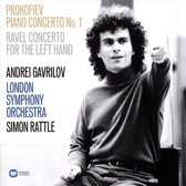 Prokofiev: Piano Concerto No. 1/Ravel: Concerto for the Left Hand