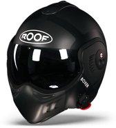 ROOF Boxer V8 Bond Titan Mat Zwart Systeemhelm - Motorhelm - Maat M