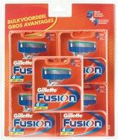 Gillette Fusion Manual - 20 stuks - Scheermesjes