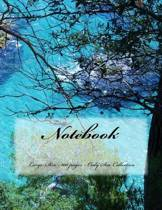 Notebook - Large Size - 100 Pages - Only Sea Collection