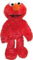 Elmo Knuffel Pop Handpop Groot - 37 cm
