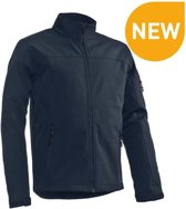 SANTINO SANTO 3 LAAGS SOFTSHELL REAL NAVY MAAT L